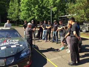 Pit-crew Challenge