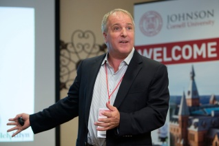 Eric Allyn, former CEO of Welch Allyn